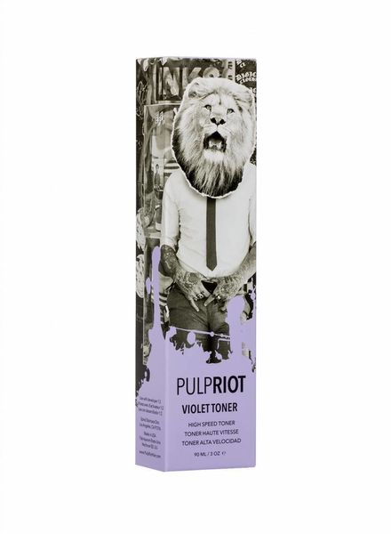 Pulp Riot High Speed Toner Violet