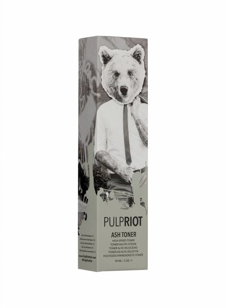Pulp Riot High Speed Toner Ash