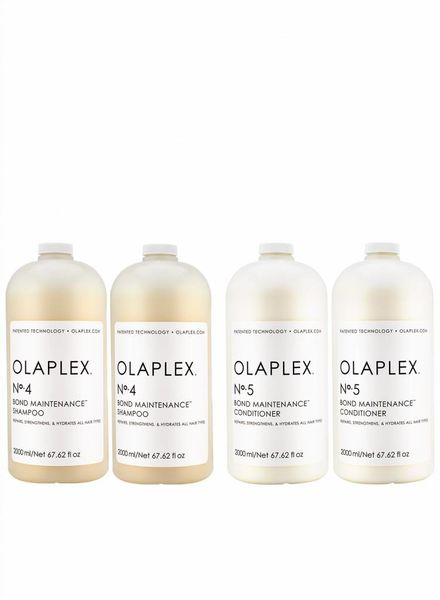 OLAPLEX® No. 4 & 5 Backbar Set