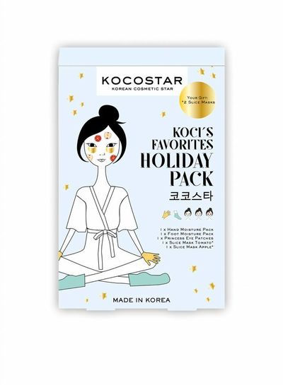 Koci's Favorites - Holiday Pack