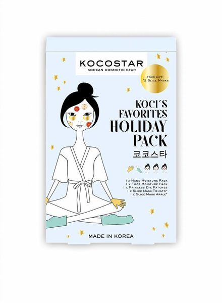 Koci's Favorites - Holiday Pack