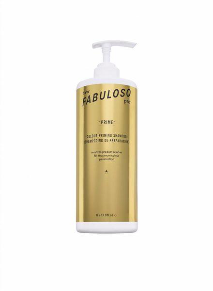 evo® evo® priming shampoo