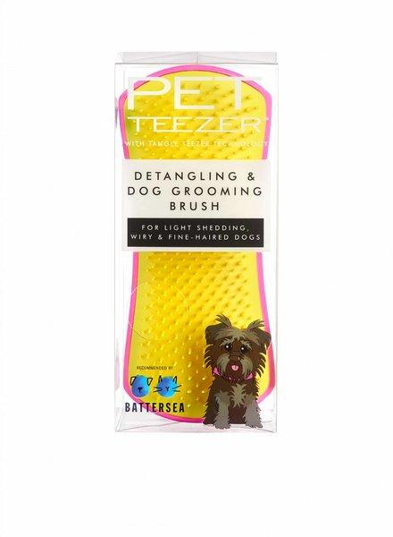 Pet Teezer® Fellpflege Bürste für Hunde pink