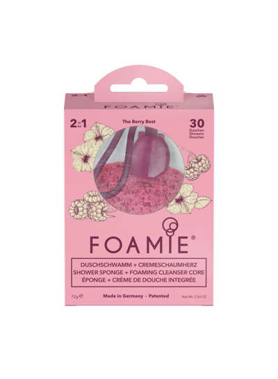 Foamie Foamie Duschschwamm The Berry Best