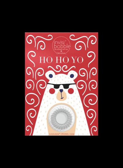 invisibobble® Wishlist Greeting Card Ho Ho Yo