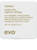 evo® cassius styling clay