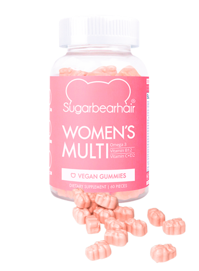 SugarBearHair -  Women's Multis Starter Set