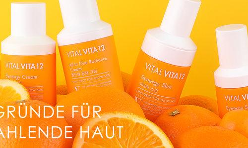 Tonymoly VITAL VITAL 12 – Multivitamin-Hautpflege