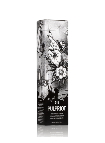 Pulp Riot Faction 8  Brown 5-8