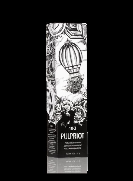 Pulp Riot Faction 8 Gold 10-3