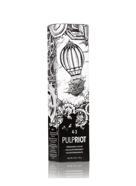 Pulp Riot Faction 8 Gold 4-3
