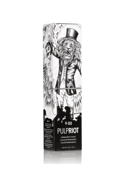 Pulp Riot Faction 8 Double Natural 9-00