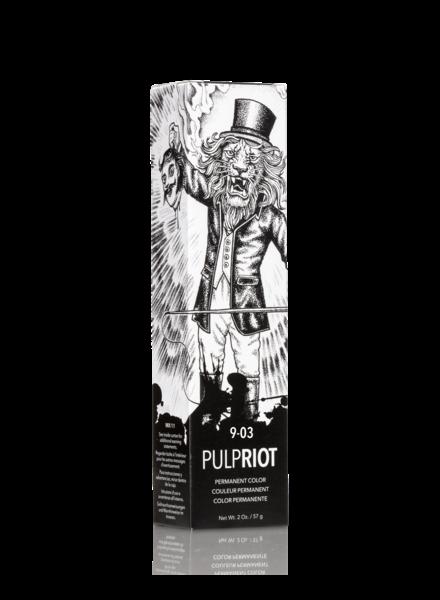 Pulp Riot Faction 8 Natural/Gold 9-03