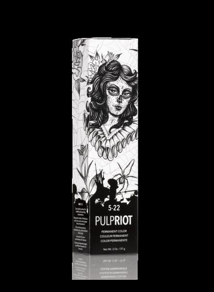 Pulp Riot Faction 8 Violet/Violet 5-22