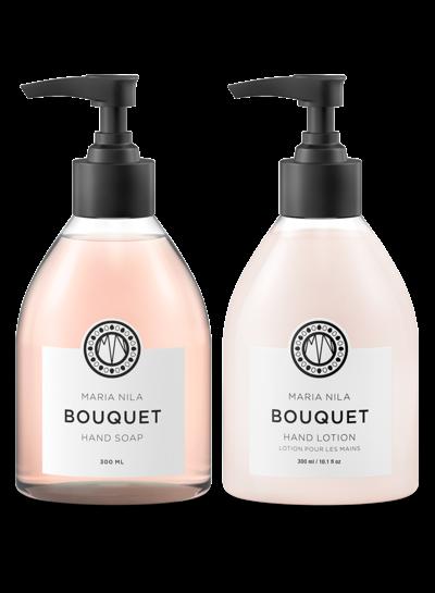 Maria Nila Set: Hand Soap + Lotion Bouquet