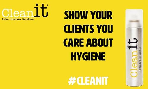 CleanIT Salon Hygiene Solution