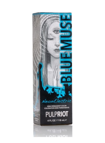 Pulp Riot Neon Electric Blue Muse