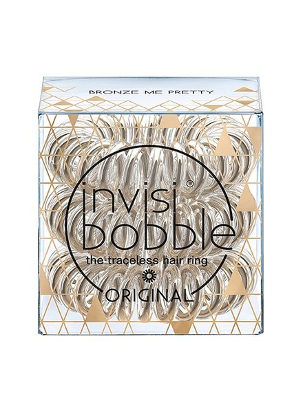invisibobble® ORIGINAL Time To Shine Bronze Me Pretty