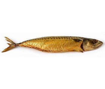 Gerookte makreel vers, (ca.320 gram)