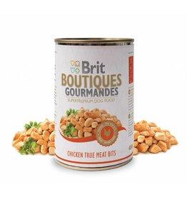 Brit Hundefutter Brit Boutiques Gourmandes Poulet Vraies Bites