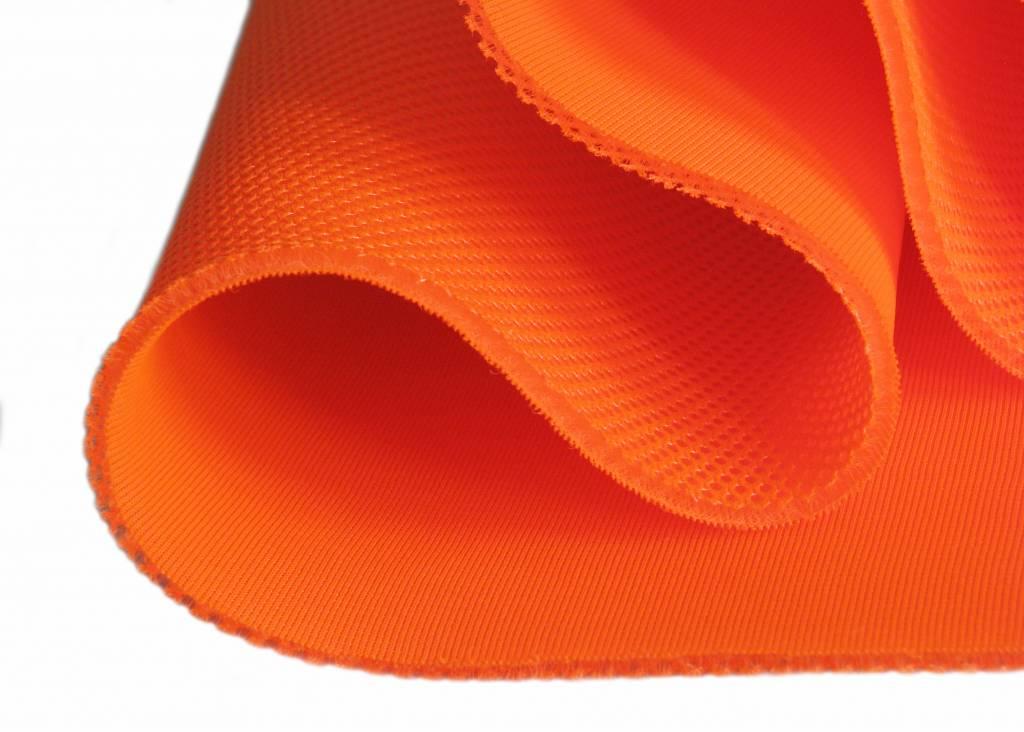 Lasagroom Air Mesh Tissu néon orange 4 mm