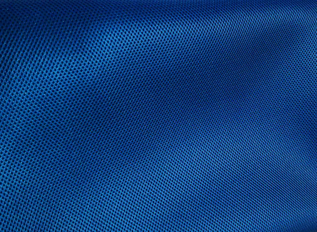 Lasagroom Air Mesh Fabric Blue 4mm