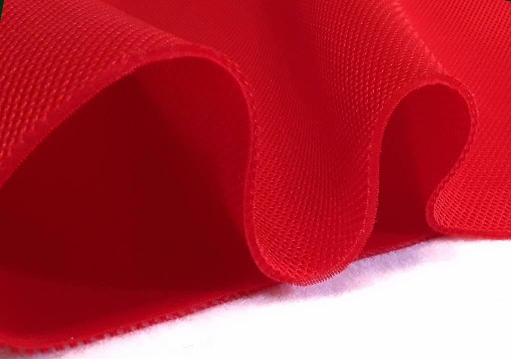 Lasagroom Air Mesh Tissu rouge 4 mm