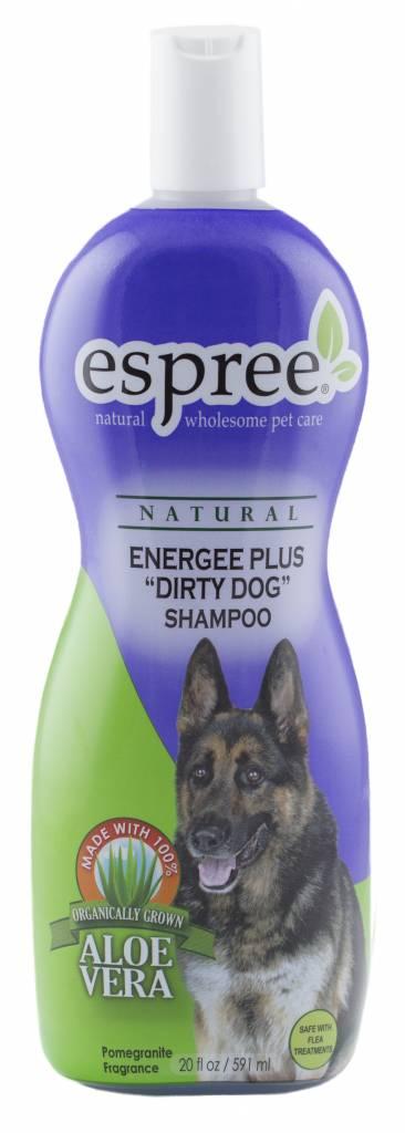 Espree Espree Energee Plus Hunde Shampoo gegen starken Schmutz & Geruch - 1 Gallone