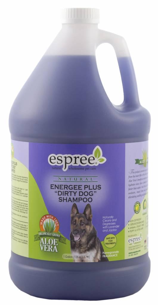 Espree Espree Energee Plus Hunde Shampoo gegen starken Schmutz & Geruch 591ml
