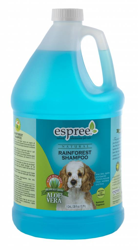 Espree Espree Rainforest Hundeshampoo mit Duft
