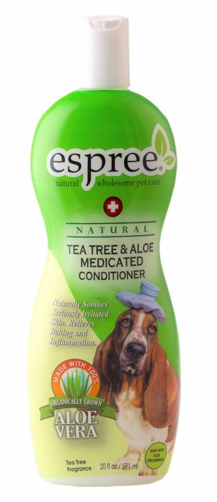 Espree Espree Tea Tree & Aloe Conditioner gegen Juckreiz,Schuppen,...