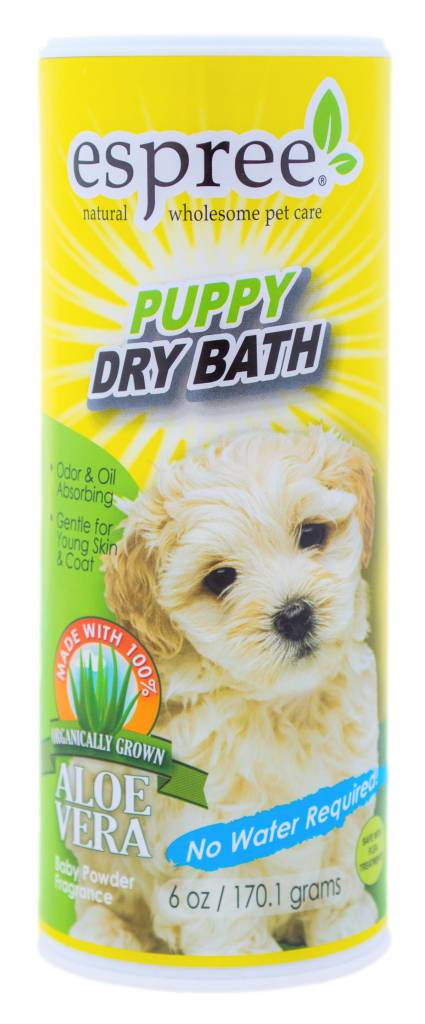 Espree Espree Puppy Dry Bath - Trockenshampoo