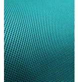 Lasagroom Air Mesh Fabric Turquoise Petrol 4mm