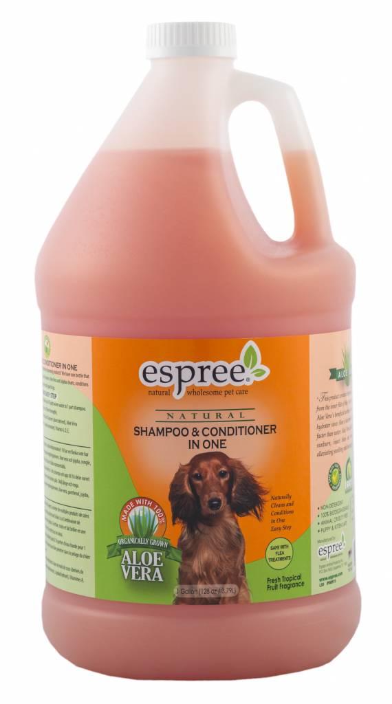 Espree Espree Shampoo & Conditioner in One