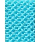 3D Airmesh Blue 4mm / 1,00m length x 1,60m width - Copy