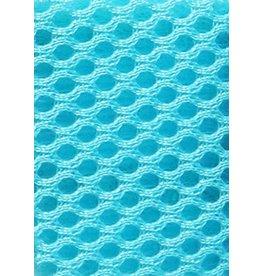 3D Airmesh Light Blue 4mm / 1,00m length x 1,60m width - Copy