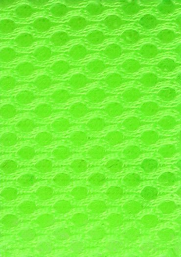 Lasagroom Air Mesh Fabric Neon Green 3,5mm