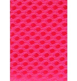 3D Airmesh Neon Pink 4mm / 1,00m length x 1,60m width - Copy