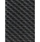 3D Airmesh Darkgrey Anthracite 4mm / 1,00m length x 1,60m width