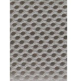 Lasagroom Air Mesh Fabric Light Grey 4mm