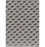 Lasagroom Air Mesh Tissu gris clair 4 mm