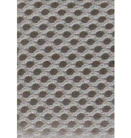 3D Airmesh Light Gray 4mm / 1,00m length x 1,60m width