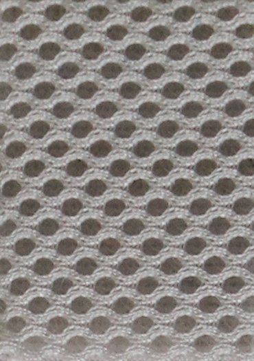 Lasagroom Air Mesh Hellgrau 4mm