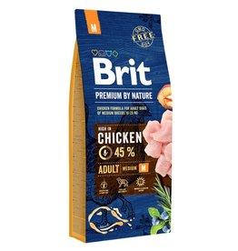 Brit Hundefutter Brit Premium by Nature Adult M