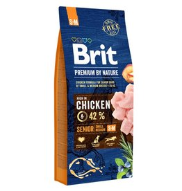 Brit Hundefutter Brit Premium by Nature Senior S+M
