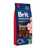 Brit Hundefutter Brit Premium by Nature Adult L