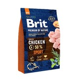Brit Hundefutter Brit Premium by Nature Sport