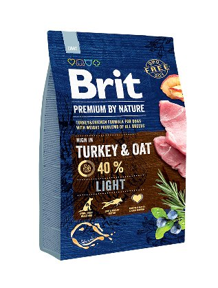 Brit Hundefutter Brit Premium by Nature Light