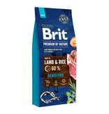 Brit Hundefutter Brit Premium by Nature Sensitive Lamb