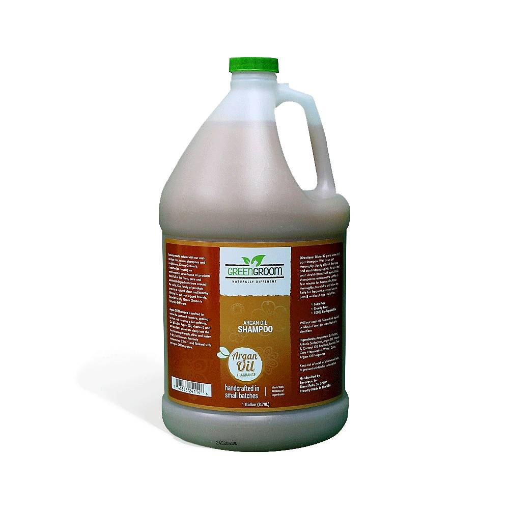 Green Groom Green Groom Argan Oil Aromatherapy Shampoo